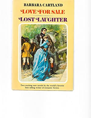 Love for Sale / Lost Laughter: Barbara Cartland