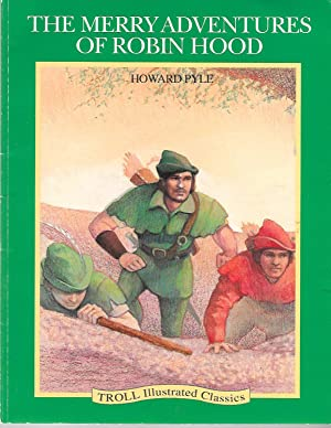 Merry Adventures Of Robin Hood - Pb: Pyle