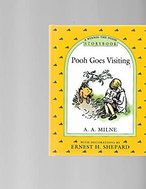 Pooh Goes Visiting (Winnie-the-Pooh): A. A. Milne