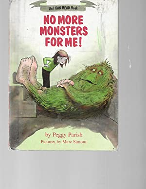 No More Monsters for Me! (I Can: Parish, Peggy