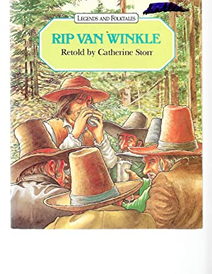 Rip Van Winkle: Arthur Rackham, Carol