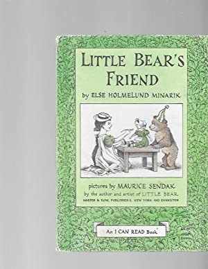 Little Bear's Friend (I Can Read Books): Minarik, Else Holmelund