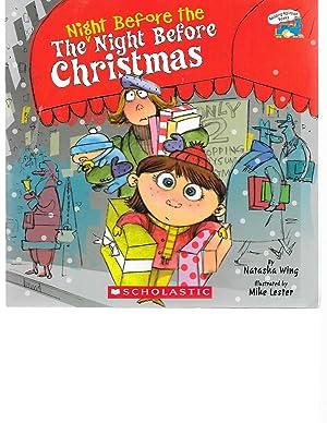 The Night Before the Night Before Christmas: Natasha Wing