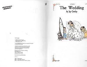 The Wedding (Sunshine Reading Series): Joy Cowley