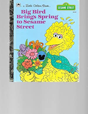Big Bird Brings Spring to Sesame Street: Lauren Collier Swindler