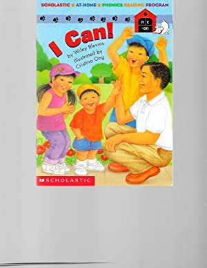 I can (Scholastic at-home phonics reading program): Blevins, Wiley