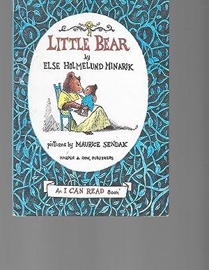 Little Bear (An I Can Read Book): Elsa Holmelund Minarik