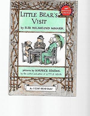 Little Bear's Visit (An I Can Read: Minarik, Else Holmelund