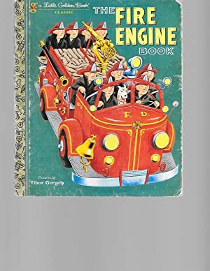 The Fire Engine Book (Little Golden Book): Gergely, Tibor