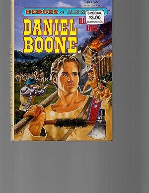 Daniel Boone: Roy Nemerson