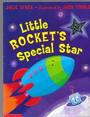 Little Rocket's Special Star: Julie Sykes, Jack