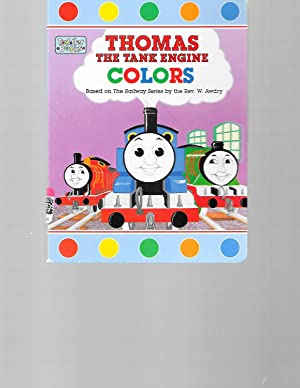 Thomas the Tank Engine: Colors (1991) (Toddler Board Books): Pam Posey