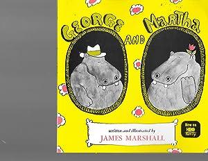 George and Martha: Marshall, James