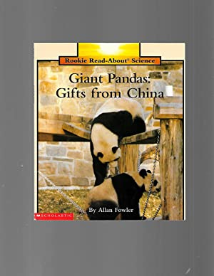 Giant Pandas: Gifts From China (Rookie Read-About: Fowler, Allan
