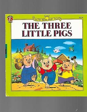 The Three Little Pigs (Fun-to-Read Fairy Tales): Shogo Hirata