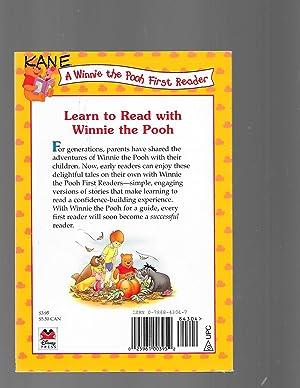 A Winnie the Pooh First Reader Book #3: Pooh's Pumpkin: Isabel Gaines