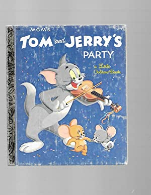 MGM's Tom and Jerry's Party: Steffi Fletcher