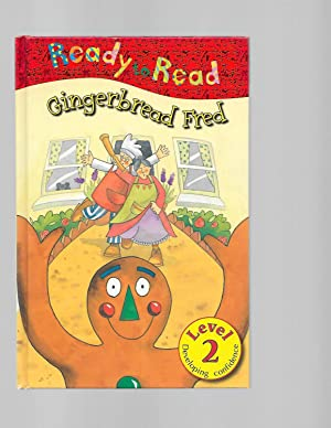 Ready To Read Level 2 Gingerbread Fred: Page, Nick