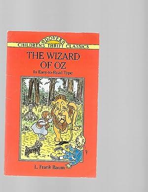 The Wizard of Oz (Abridged) (Dover Children's: Baum, L. Frank;