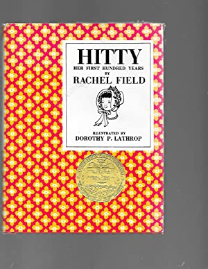Hitty: Her First Hundred Years: Rachel Field
