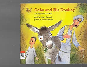 Goha and His Donkey (Books for Young: Amany Hassanein