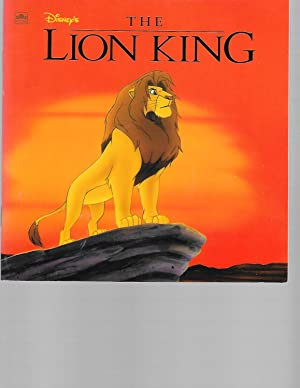 Disney's The Lion King (A Golden Look-Look: Hover, Margo
