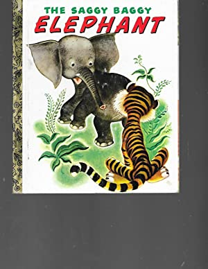 The Saggy Baggy Elephant (Little Golden Book): Jackson, K.; Jackson,