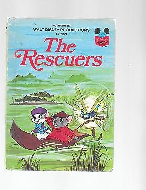 The Rescuers (Disney's Wonderful World of Reading): Walt Disney Productions;