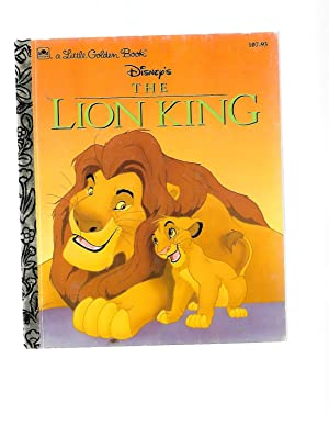 Disney's The Lion King (Little Golden Book): Justine Korman