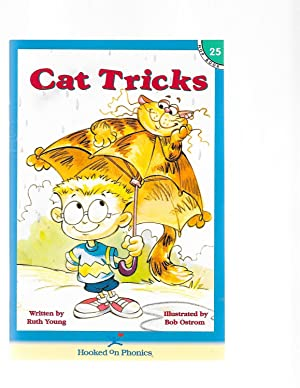 Cat Tricks (Hooked on Phonics, Book 25): Ruth Young