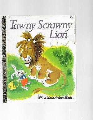 Tawny Scrawny Lion (Little Golden Book): Kathryn Jackson