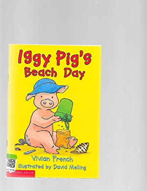 Iggy Pig's beach day: French, Vivian