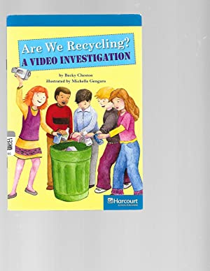 Are We Recycling?, On-Level Reader Grade 5: Becky Cheston