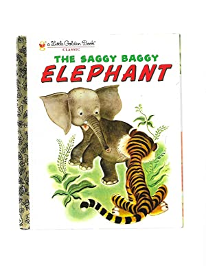 The Saggy Baggy Elephant (Little Golden Book): B. Jackson; K.