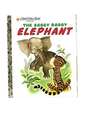 The Saggy Baggy Elephant (Little Golden Book): B. Jackson; K.