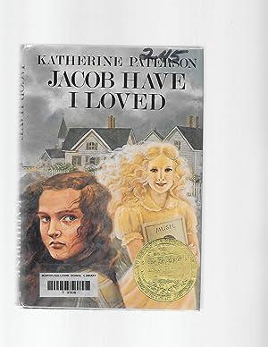 Jacob Have I Loved: Katherine Paterson
