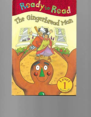 THE GINGERBREAD MAN (READY TO READ): SUSAN PAGE