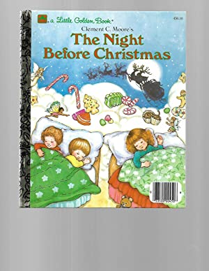 The Night Before Christmas (Little Golden Book): Clement C. Moore
