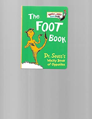 The Foot Book: Dr. Seuss's Wacky Book: Dr. Seuss