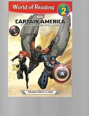Captain America: The Winter Soldier: Falcon Takes: Adam Davis