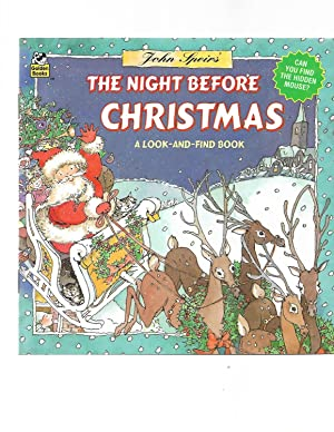 The Night Before Christmas: A Look-And-Find Book: Clement C. Moore