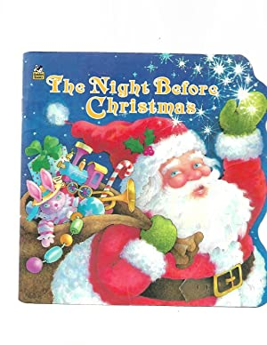 The Night Before Christmas (A Golden Super: Clement C. Moore