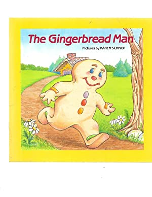 The Gingerbread Man (Easy-To-Read Folktales): Karen Schmidt
