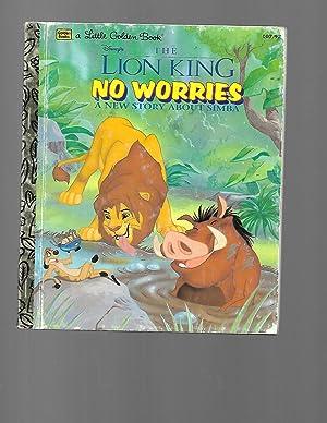 Disney's The Lion King: No Worries: A: Justine Korman