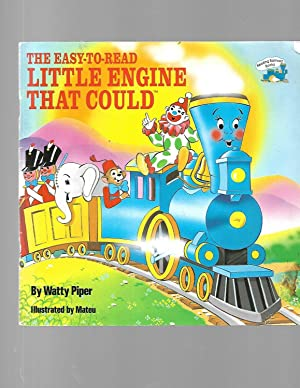 The Easy-to-Read Little Engine that Could (The: Watty Piper