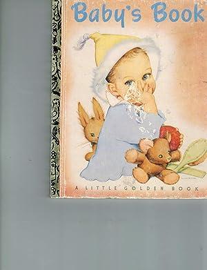 Baby's Book: Golden Books Staff