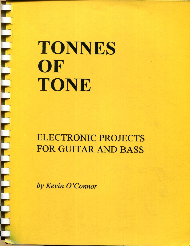 Tonnes of Tone: O'Connor, Kevin