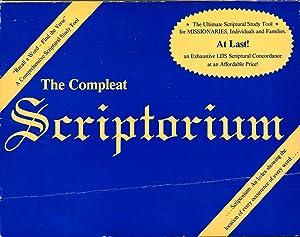 Compleat Scriptorium - An Exhaustive LDS Scriptural Concordance: South Temple Publishing