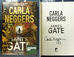 Saint's Gate (A Sharpe & Donovan Novel): Neggers, Carla