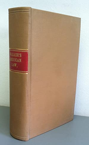 Introduction to American Law: Designed As a First Book for Students: Fourth Edition